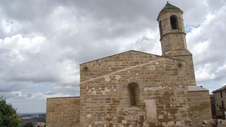 Church Sant Miquel