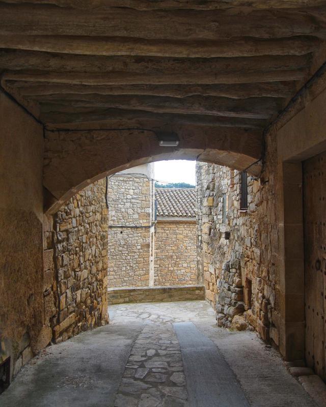 Espai  Portal del Castell - Autor Ramon Sunyer (2016)