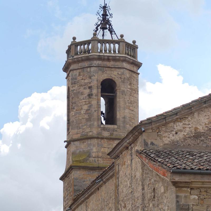 Iglesia de Sant Jaume - Autor Ramon Sunyer (2016)