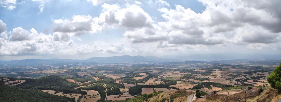 31.08.2016 conca de Barberà  Forès -  Ramon Sunyer