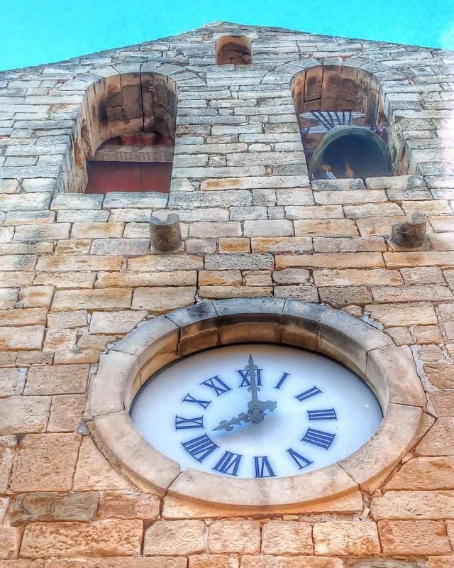 26.08.2014 església de Sant Bartomeu  El Mas de Bondia -  Ramon Sunyer