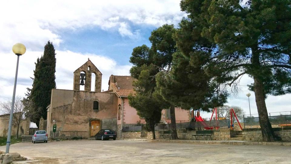 Ermitage de Sant Miquel - Auteur Ramon Sunyer (2015)