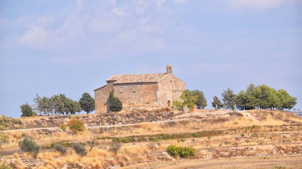 02.10.2016 Ermita de Santesmasses  Sedó -  Ramon Sunyer