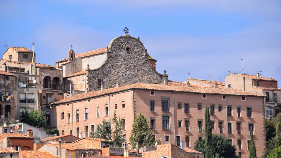 09.10.2016 Auditori Municipal antiga Església i Col·legi dels Jesuïtes  Cervera -  Ramon Sunyer