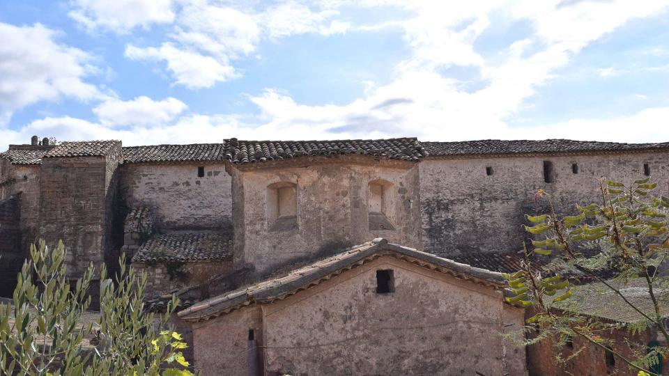 Convent de Sant Francesc - Autor Ramon Sunyer (2016)