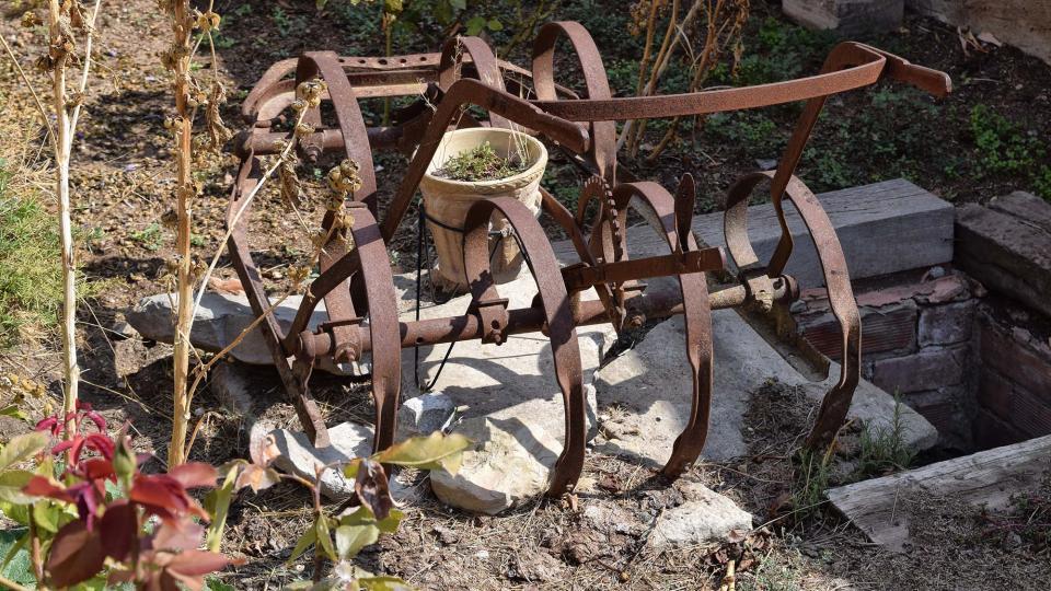09.10.2016 antigues eines agrícoles  Cervera -  Ramon Sunyer