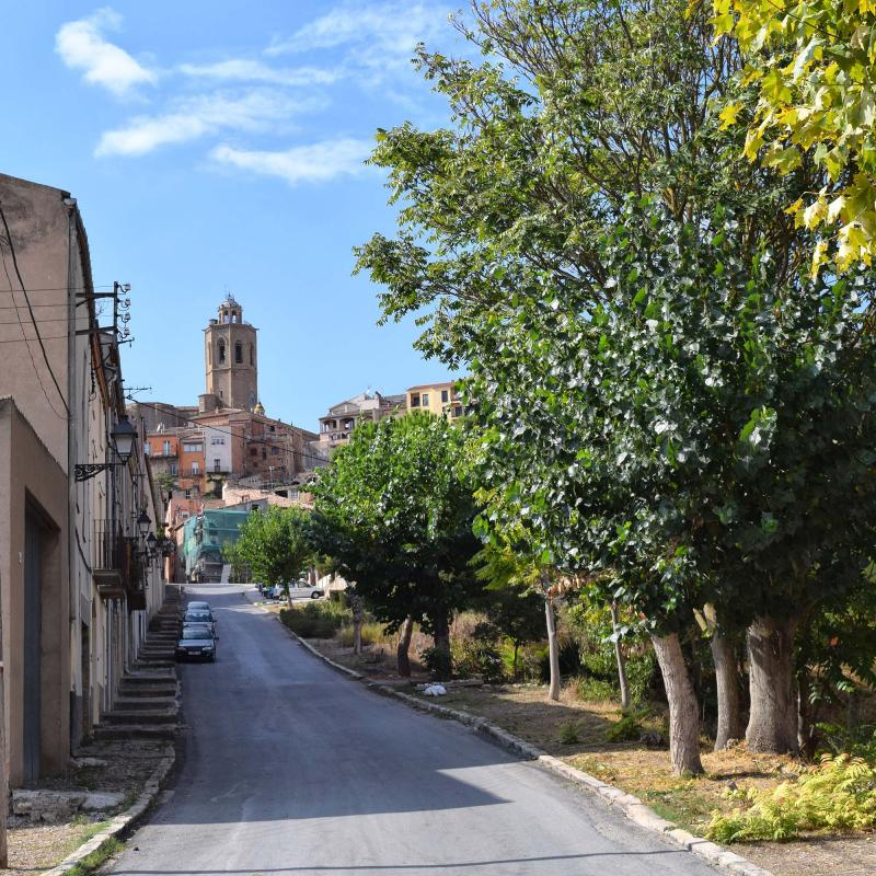 09.10.2016 Costa de sant Francesc  Cervera -  Ramon Sunyer