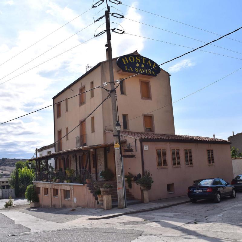 09.10.2016 Hostal La Savina  Cervera -  Ramon Sunyer