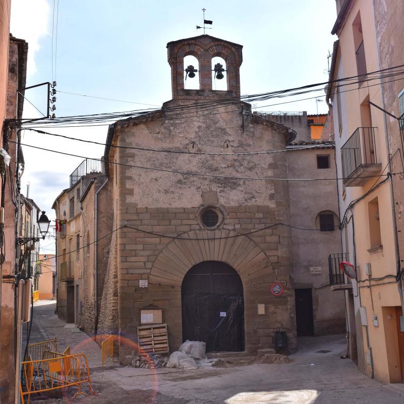 09.10.2016 Església de sant Cristòfol  Cervera -  Ramon Sunyer