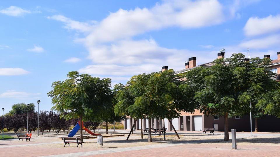 09.10.2016 Plaça de la Farinera  Cervera -  Ramon Sunyer
