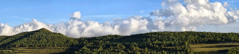 08.10.2016 paisatge  Rubió -  Ramon Sunyer