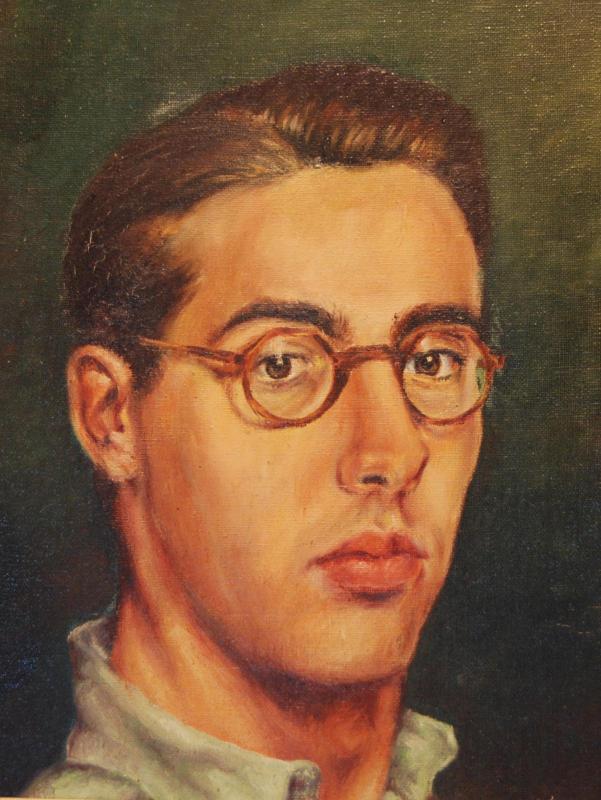 Una exposició commemorativa permetrà descobrir obres inèdites de l'artista calafí Ramon Sala i Coy