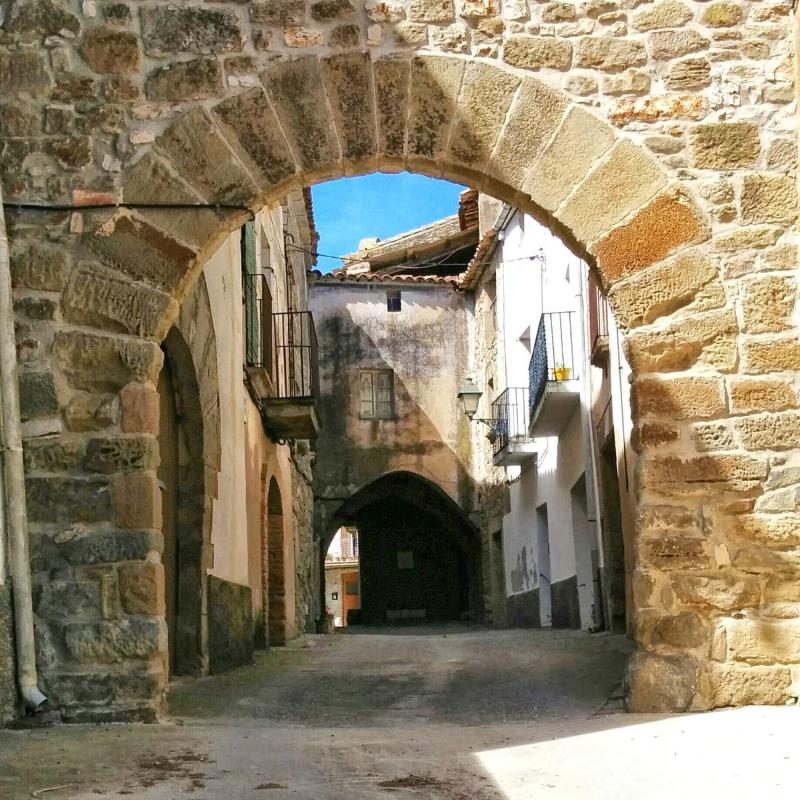 02.04.2015 portal est  Torrefeta -  Ramon Sunyer
