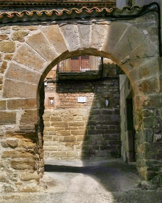 02.04.2015 portal sud  Torrefeta -  Ramon Sunyer
