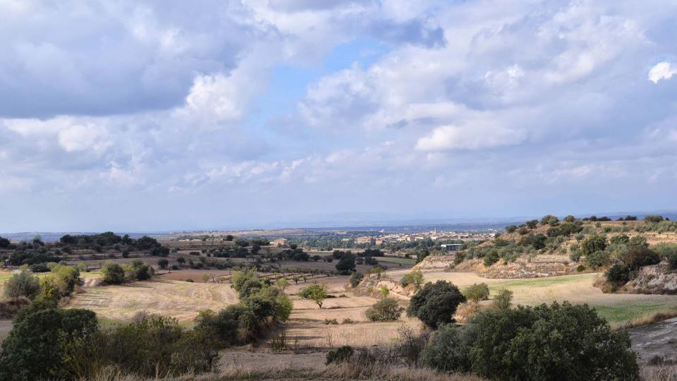 Ruta de senderismo de Hostafrancs - Riber - Sedó - Tarroja de Segarra - Torrefeta - Hostafrancs - Autor Ramon Sunyer (2016)