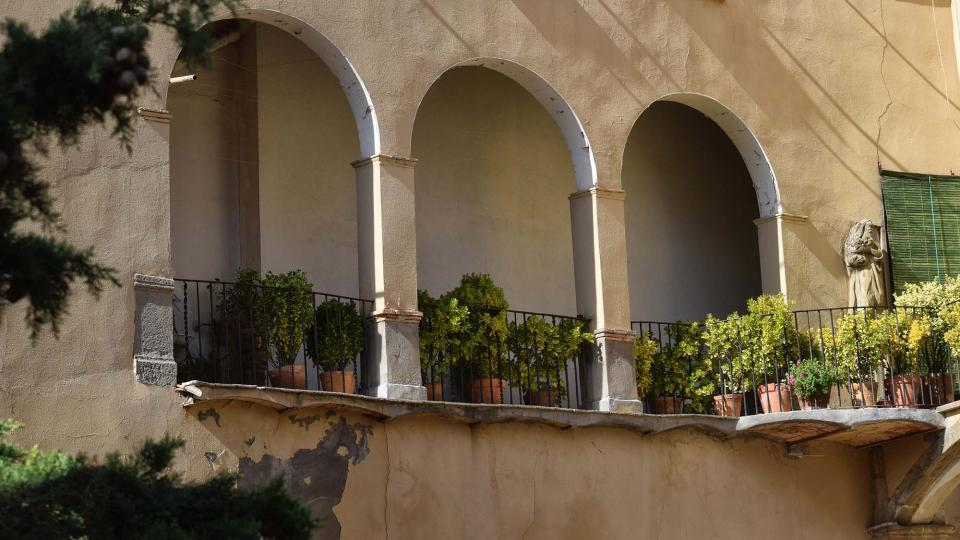 23.10.2016 casa  Cervera -  Ramon Sunyer