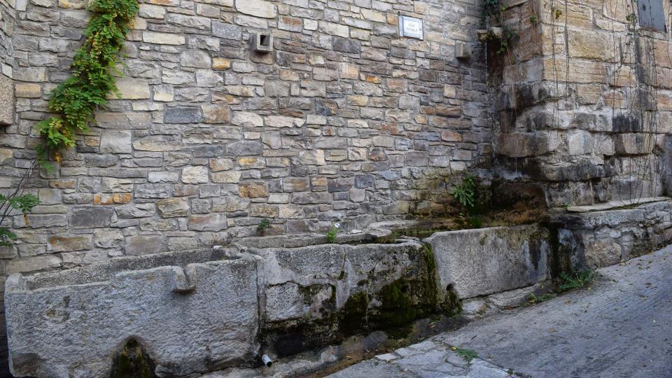 30.10.2016 Font Vella  Vallfogona de Riucorb -  Ramon Sunyer