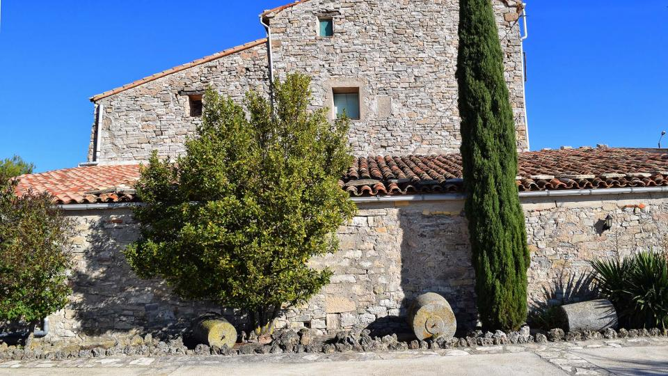 Castle la Cirera