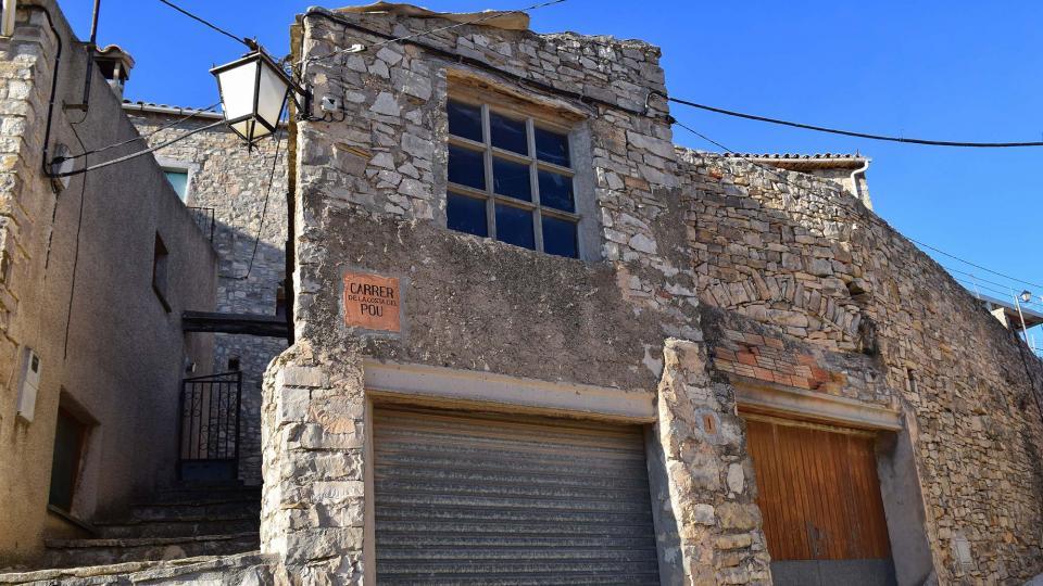 30.10.2016   Savallà del Comtat -  Ramon Sunyer