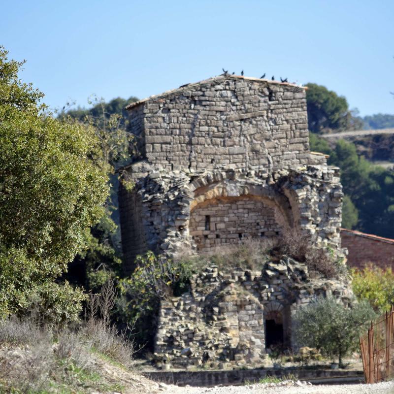 30.10.2016   Les Roques d'Aguiló -  Ramon Sunyer
