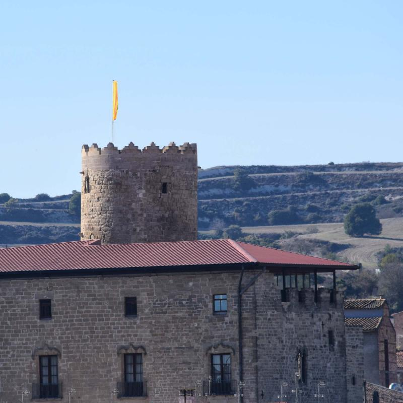 30.10.2016   Santa Coloma de Queralt -  Ramon Sunyer