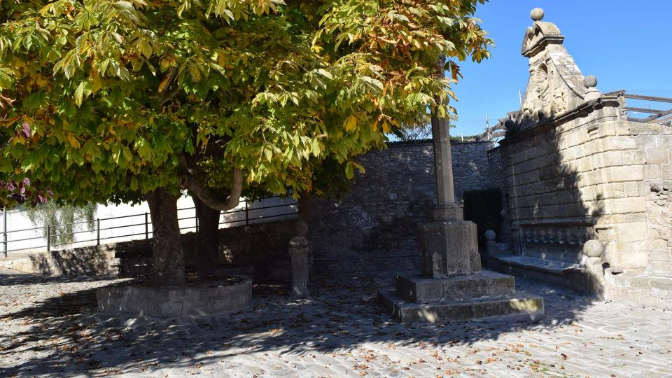 30.10.2016 font de les Canelles  Santa Coloma de Queralt -  Ramon Sunyer