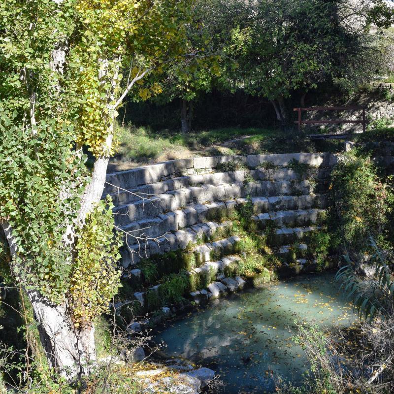 30.10.2016 Peixera al riu Gaià  Santa Coloma de Queralt -  Ramon Sunyer