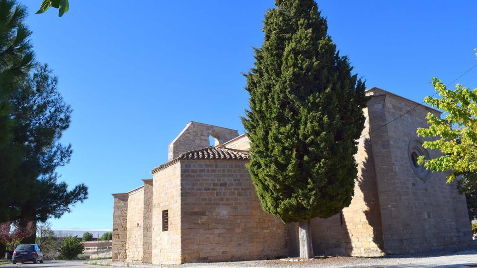 30.10.2016 Santa Maria de Bell-lloc  Santa Coloma de Queralt -  Ramon Sunyer