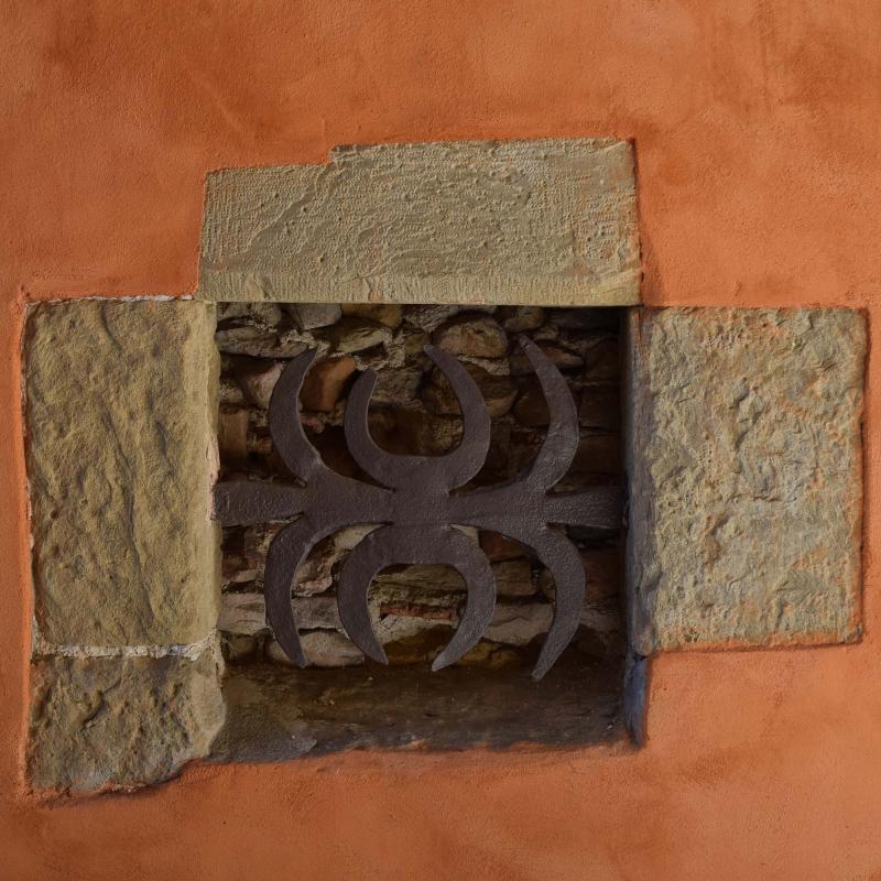 30.10.2016 Portal d'en Martí  Santa Coloma de Queralt -  Ramon Sunyer