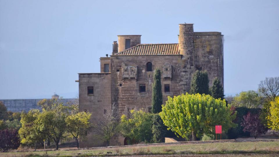 20.11.2016 castell  Ratera -  Ramon Sunyer