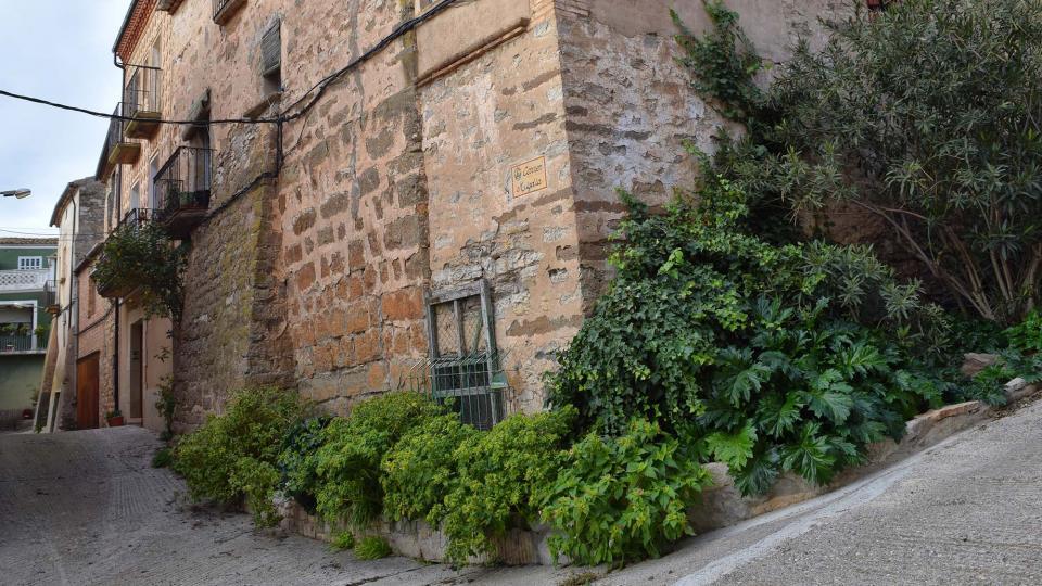 20.11.2016 carrer  El Canós -  Ramon Sunyer