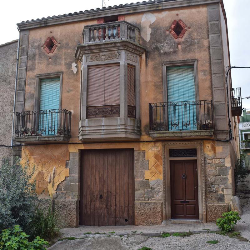 20.11.2016 casa  El Canós -  Ramon Sunyer