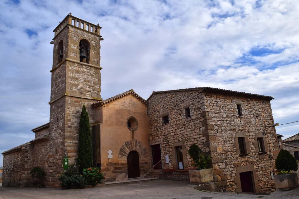 20.11.2016 església de sant Jaume  El Canós -  Ramon Sunyer