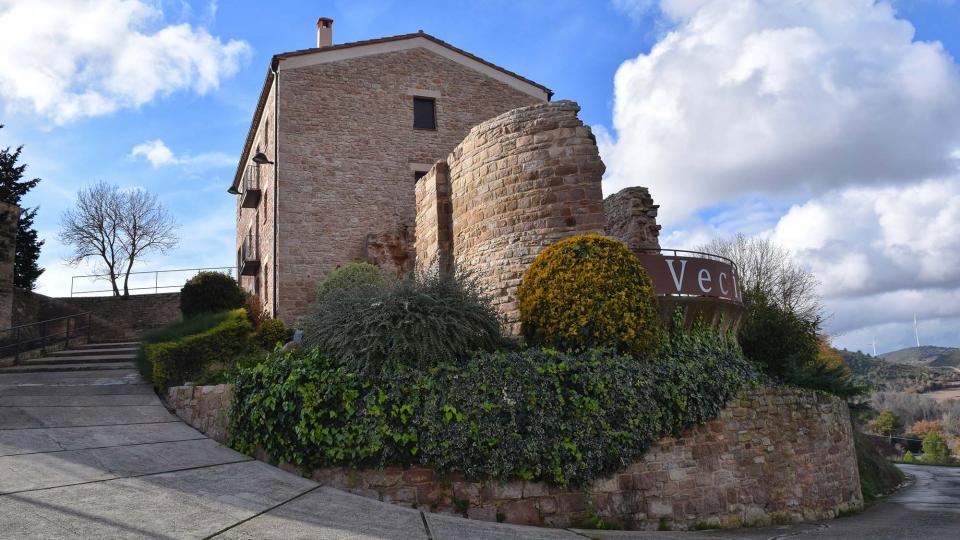 04.12.2016 Castell  Veciana -  Ramon Sunyer