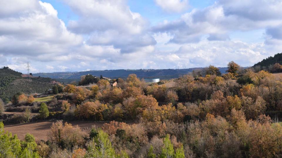 04.12.2016 paisatge  Veciana -  Ramon Sunyer