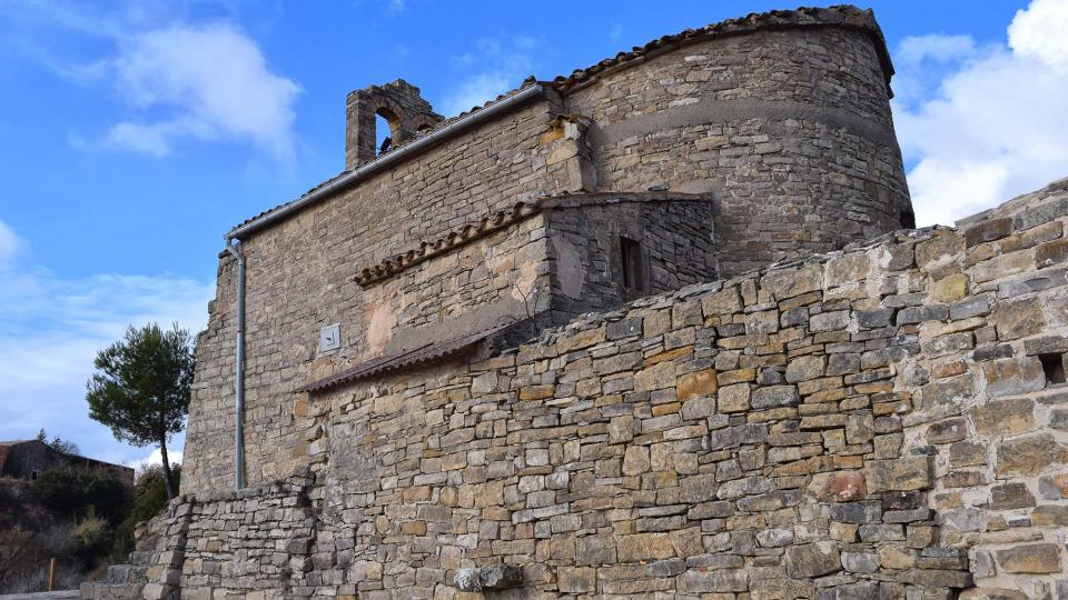 Church of Sant Pere - Author Ramon Sunyer (2016)