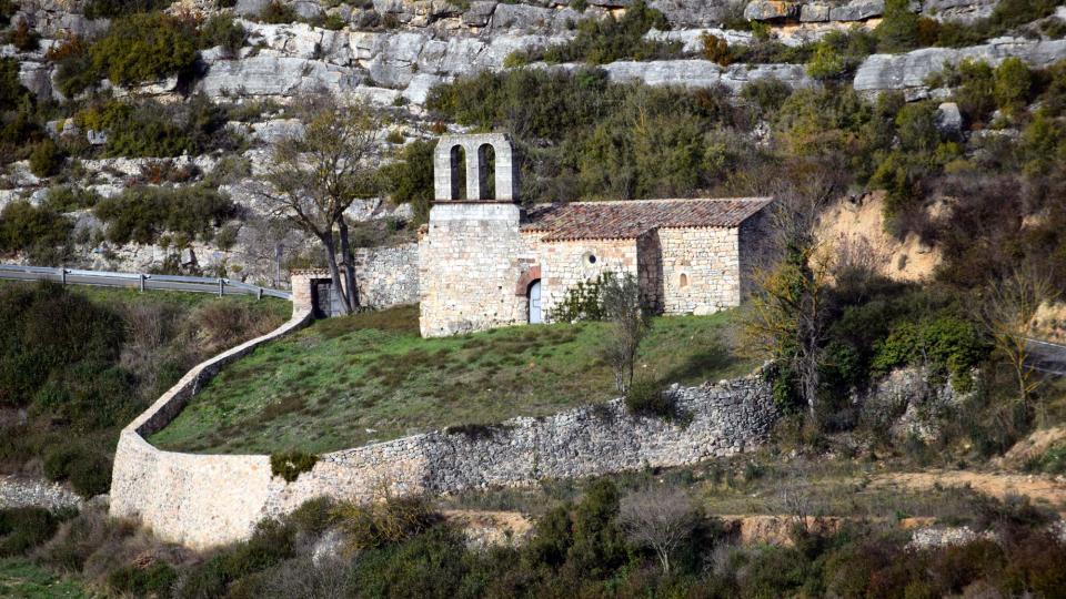 Église de Santa Susanna - Auteur Ramon Sunyer (2016)
