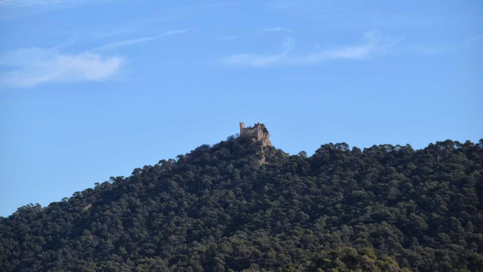 Castell de Queralt - Autor Ramon Sunyer (2016)