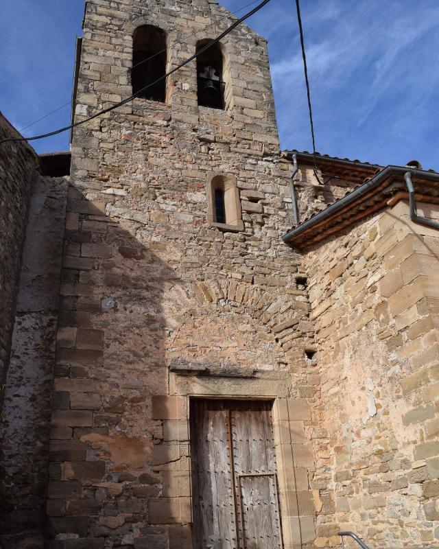 Church of Sant Salvador - Author Ramon Sunyer (2016)