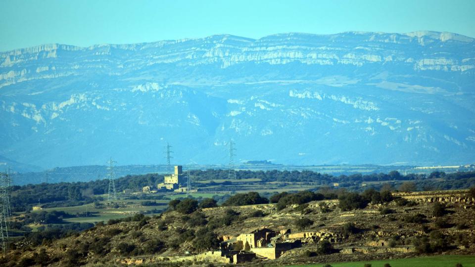 18.12.2016 Castell de les Sitges  Florejacs -  Ramon Sunyer