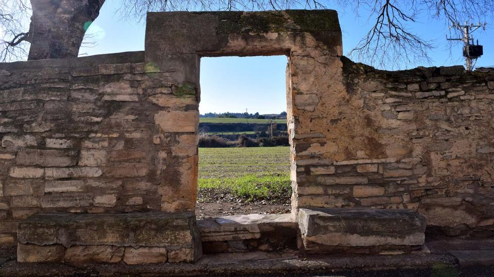 18.12.2016   Sant Pere dels Arquells -  Ramon Sunyer