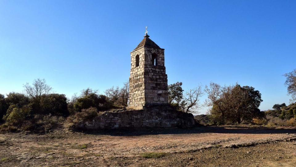 18.12.2016 Cabana dels Caçadors  Sant Pere dels Arquells -  Ramon Sunyer