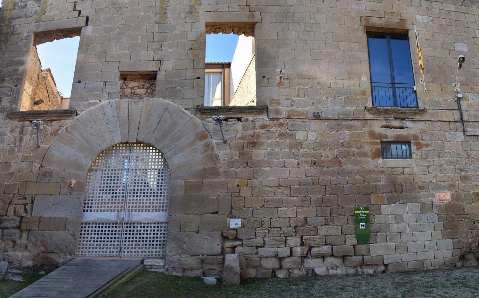 06.01.2017 castell  Concabella -  Ramon Sunyer