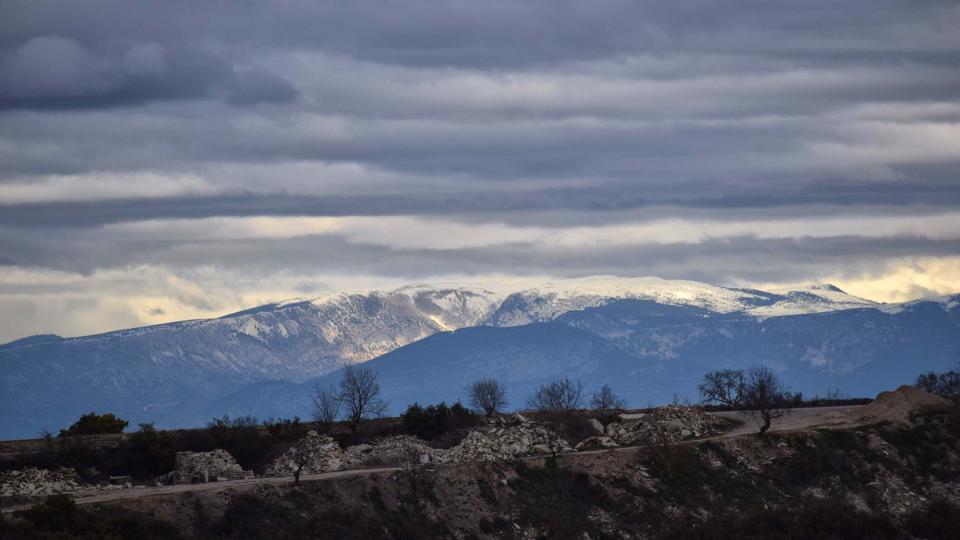 22.01.2017 Pirineu  Gospí -  Ramon Sunyer