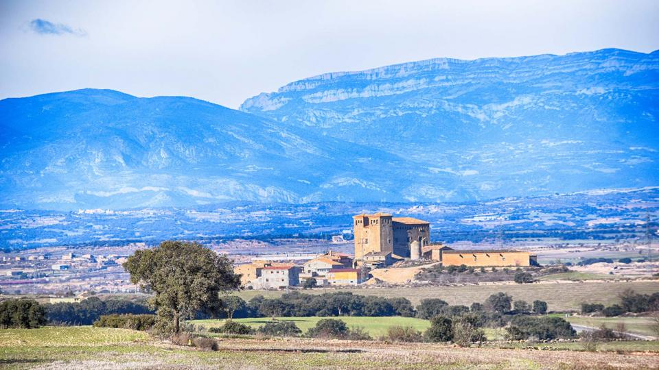 15.01.2017   Montcortès de Segarra -  Ramon Sunyer