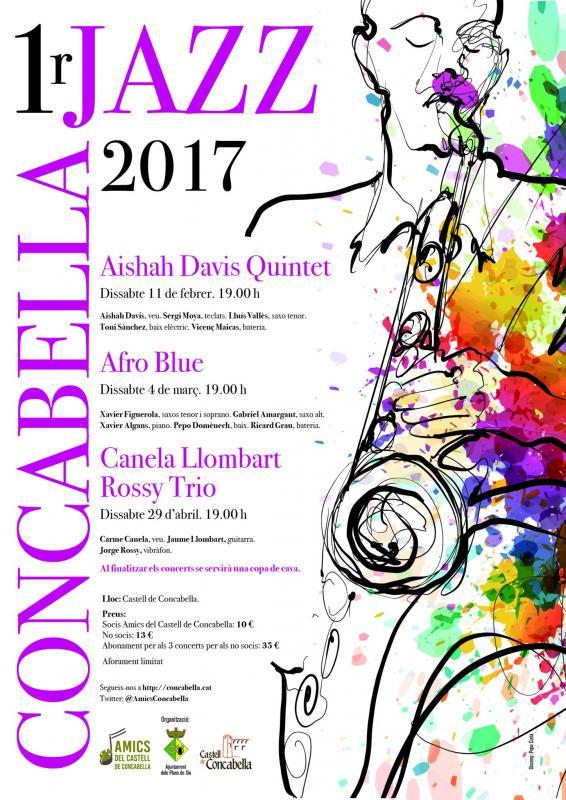 cartell 1r Jazz Concabella
