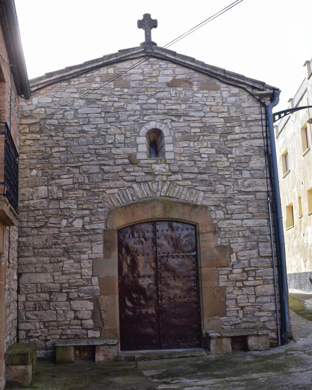 29.01.2017 església de Sant Vicenç  Conill -  Ramon Sunyer