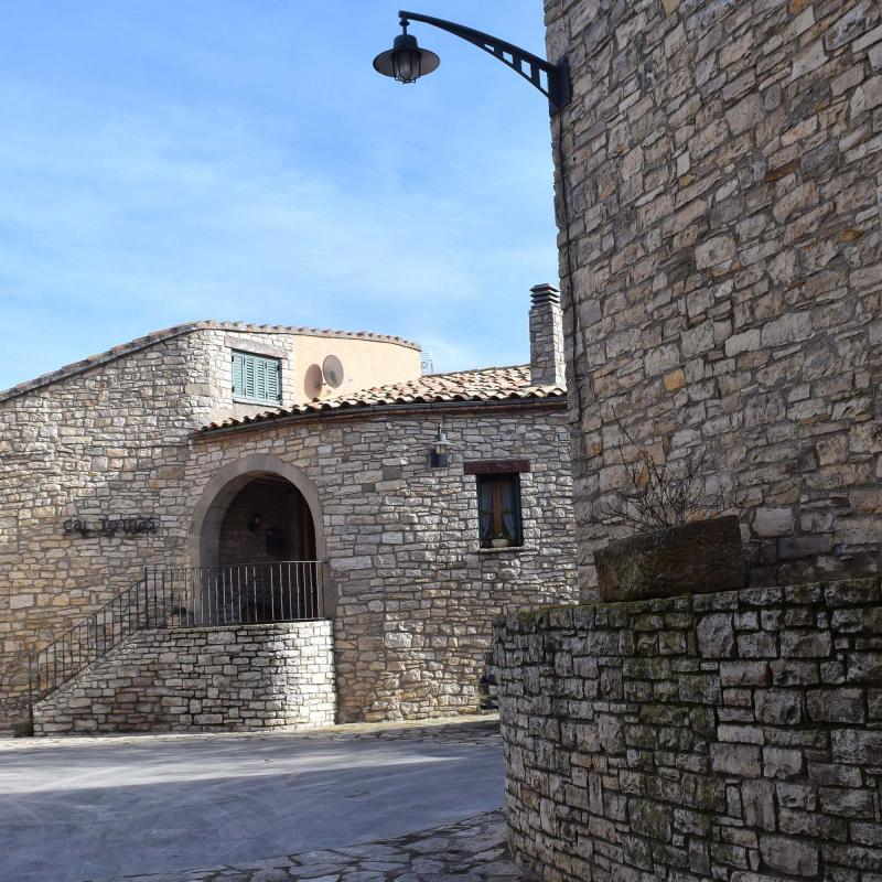 29.01.2017 plaça Castell  Conill -  Ramon Sunyer