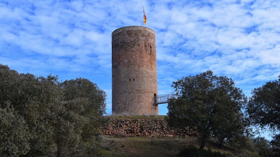 Tower of la Manresana - Author Ramon Sunyer (2017)