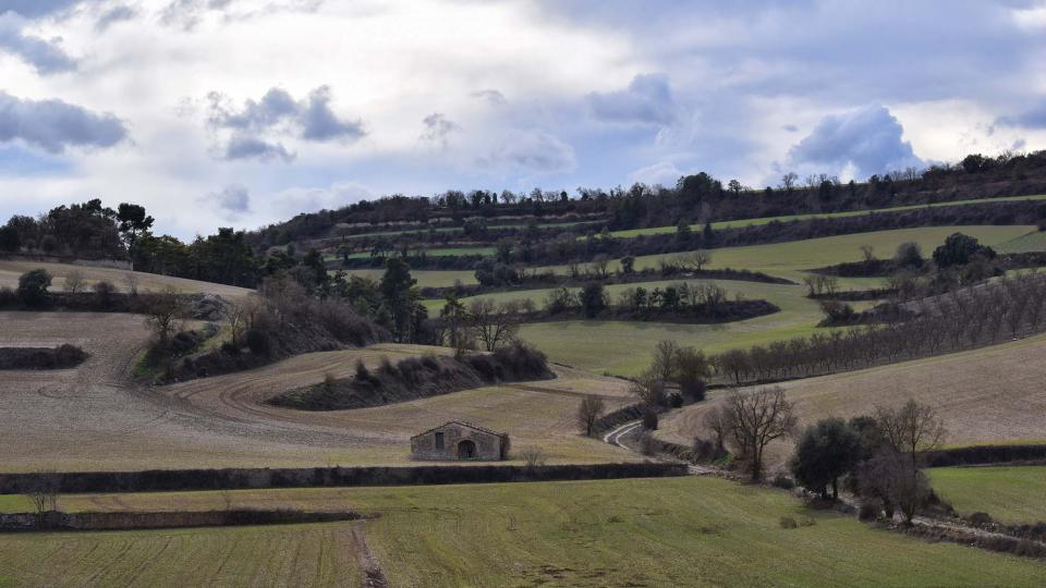 05.02.2017 Vall del Sió  Santa Fe -  Ramon Sunyer